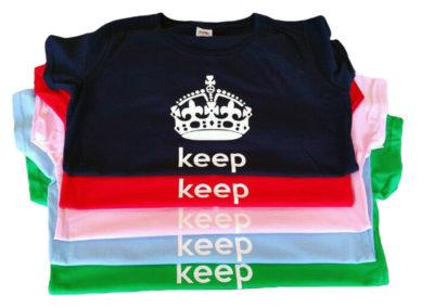 T-shirt Hirostampe
