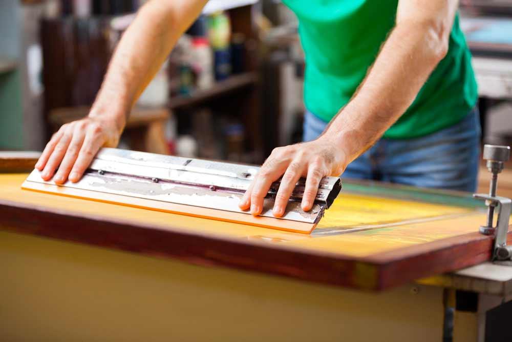 Stampa magliette Jesolo in serigrafia